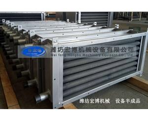 蒸汽、热水型矿井空气加热机组